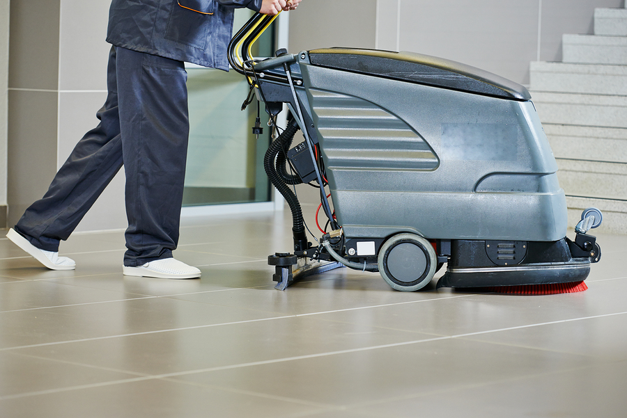 Types of commercial floor cleaning machines for Floor cleaning machine